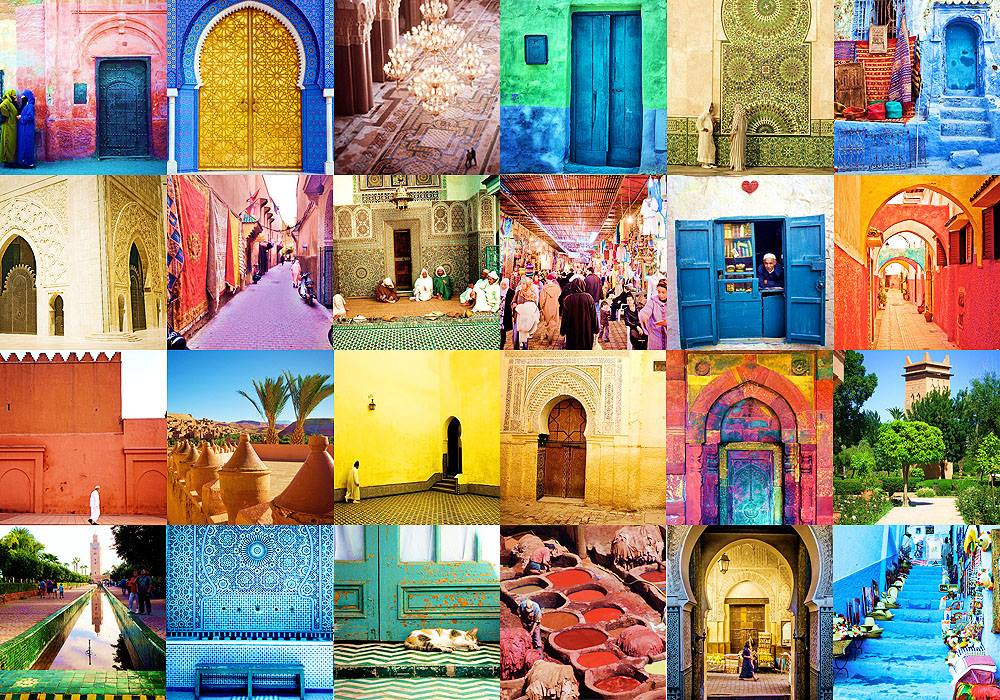 die farben marokkos dokureihe arte 2014 maghreb magazin. Black Bedroom Furniture Sets. Home Design Ideas
